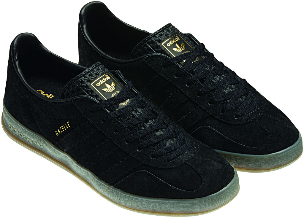 adidas Originals Gazelle Indoor Pack Spring Summer 2013 Black Q23098 (2)