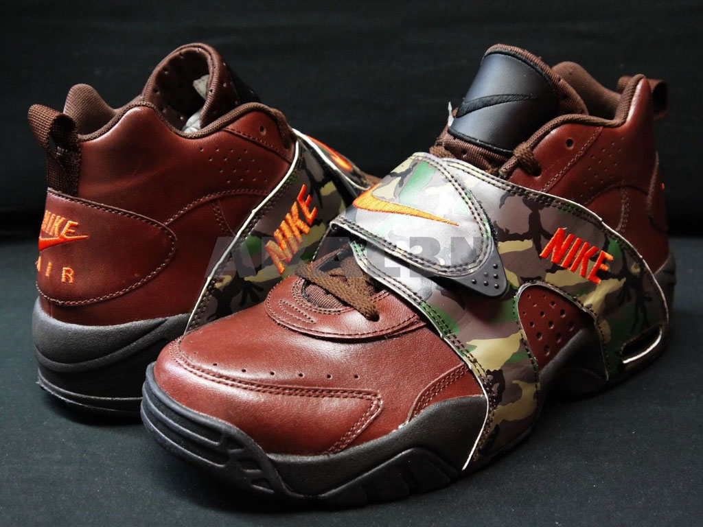 Nike Air Veer - 'Leather Camo' Sample (1)