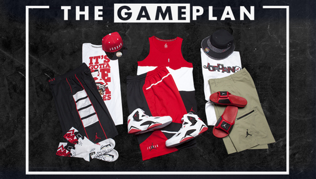 free shipping da683 f1363 Kicking off this year s version of The Game Plan in style, Champs Sports is  bringing back a true piece of basketball history. There has been a long  line of ...