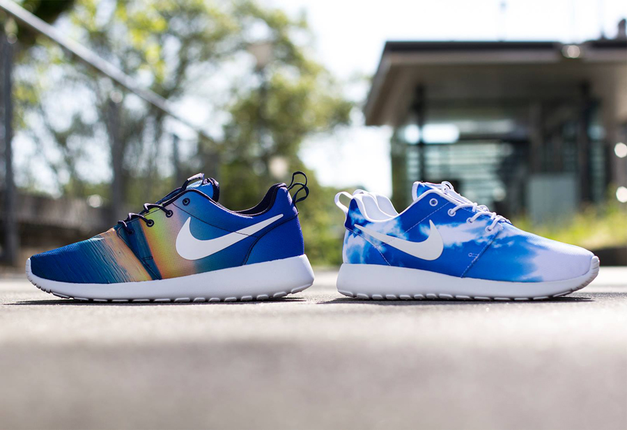 Nike Roshe Run Sunrise Santa Monica Pack