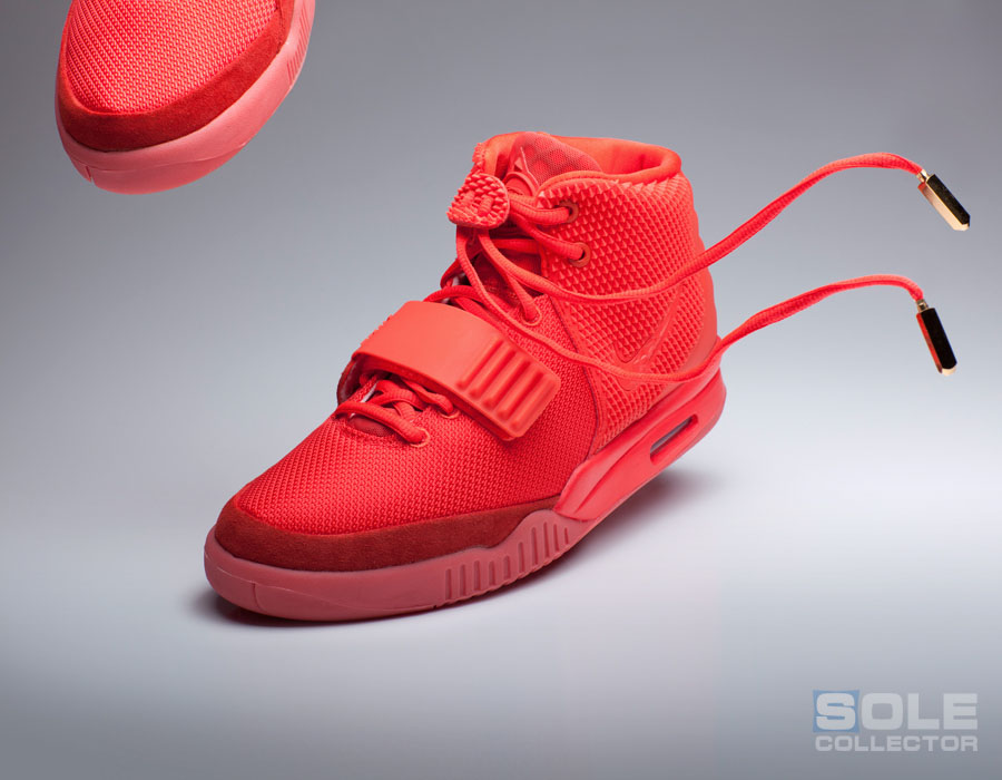 2a6953e9d End Of An Era    The  Red October  Nike Air Yeezy II