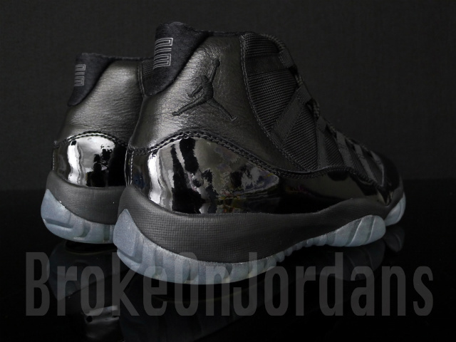 the best attitude 3e58b ce5c3 Air Jordan Retro 11 - Black Collection | Sole Collector