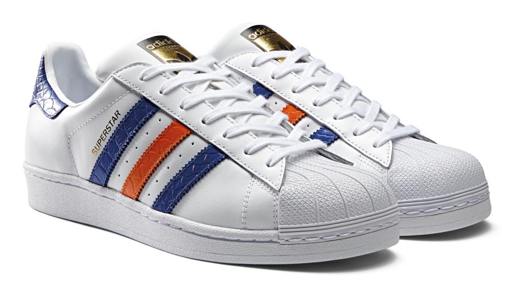 Knicks vs Nets for the adidas Originals Superstar | Sole