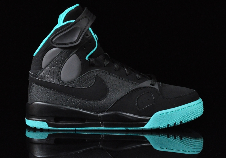 9a5822044a7d Nike Air PR1 Black Black Dark Grey 414974-004