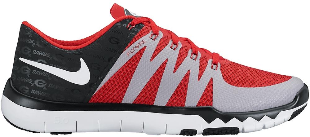 Nike Free Trainer 5.0 V6 Amp Wolf Grey/University Red-Black-White