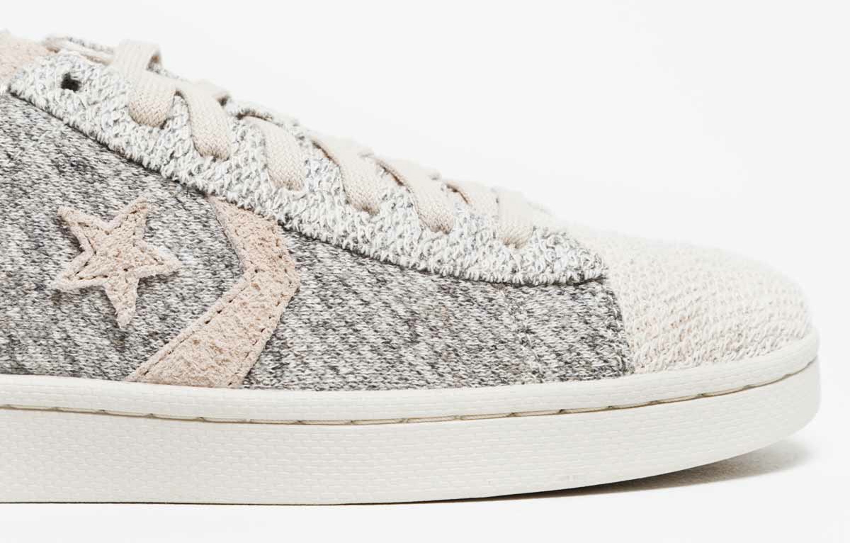 Converse First String Pro Leather Ox Japanese Terry chevron