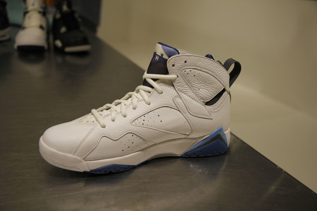 Air Jordan VII 7 Retro French Blue 2015 (4)