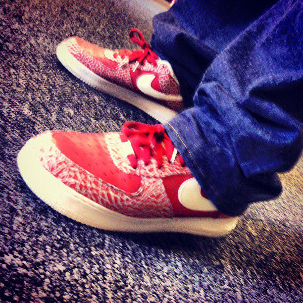 Spotlight // Forum Staff Weekly WDYWT? - 8.24.13 - NIKEiD Air Force 1 by goldenchild9389