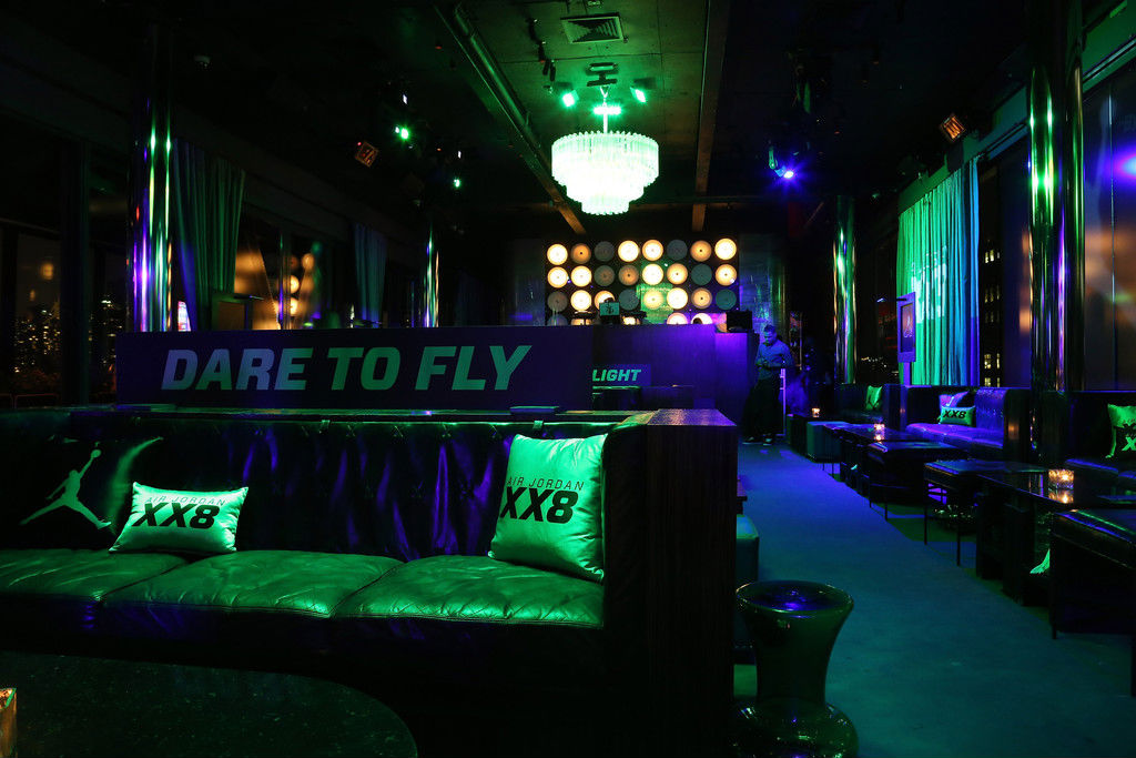 Air Jordan XX8 Dare to Fly Event at Dream Downtown (37)