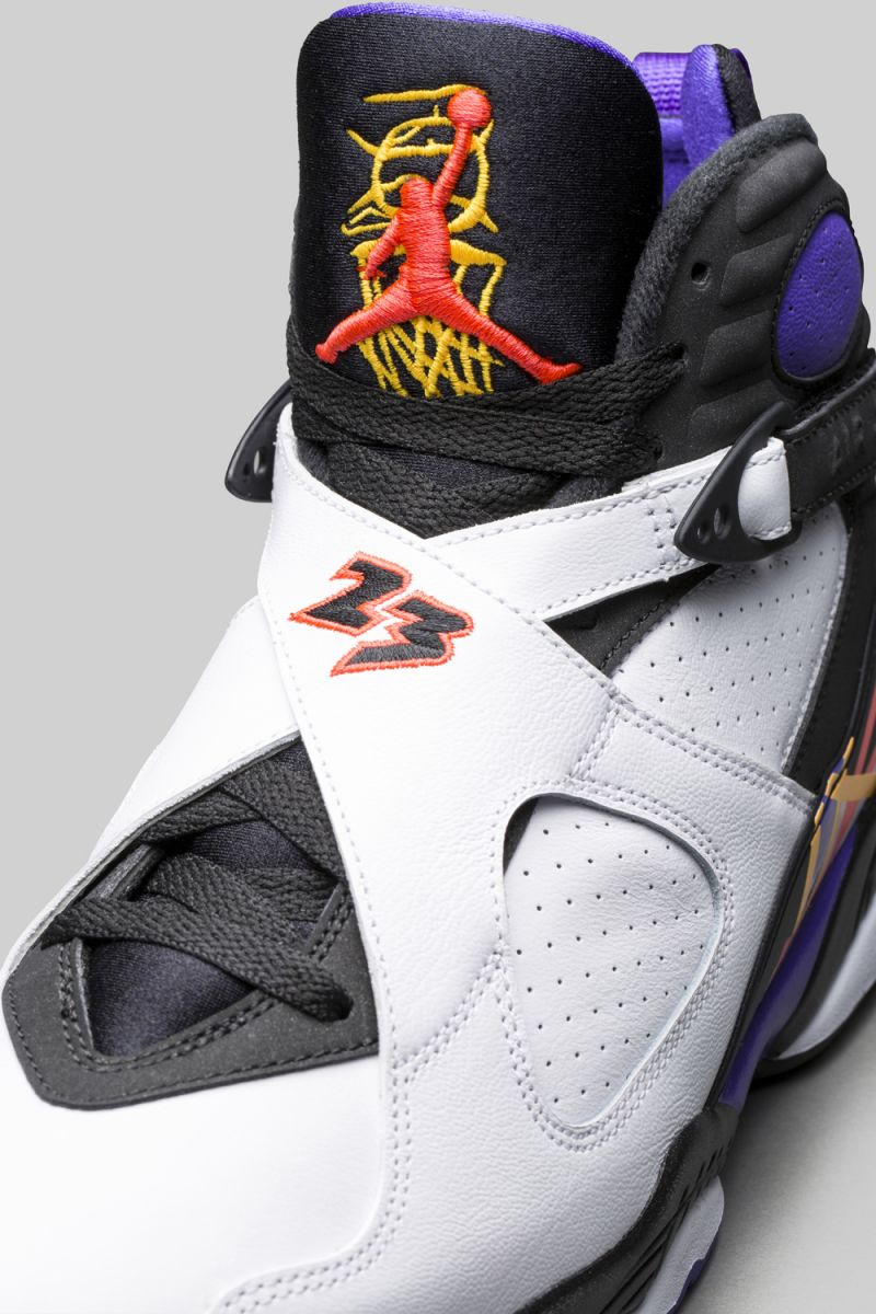 Air Jordan 8 Three-Peat Release Date 305381-142 (4)
