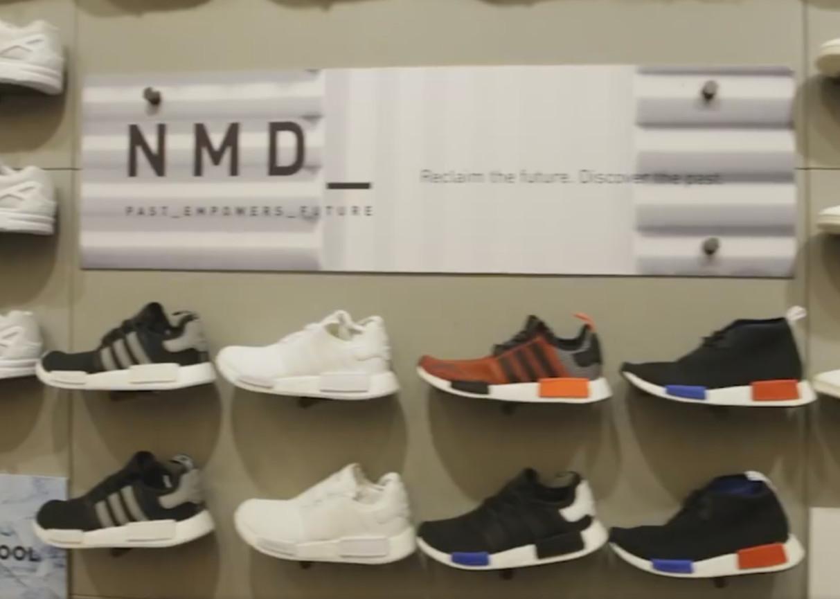 NMD Restock Foot Locker