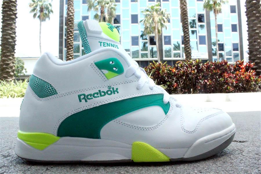reebok pump tennis - sochim.com