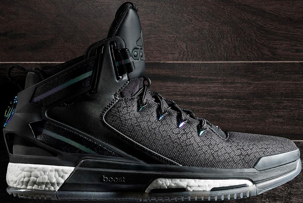adidas D Rose 6 Boost Black/Xeno