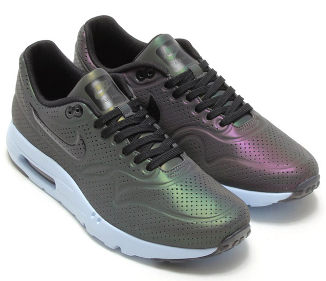 competitive price 90d12 c84b0 Nike Air Max 1 Ultra Moire QS Color  Deep Pewter Black-Porpoise Style     777428-200
