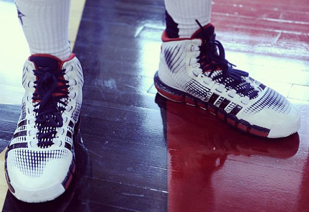 adidas Crazyquick Team USA Lillard