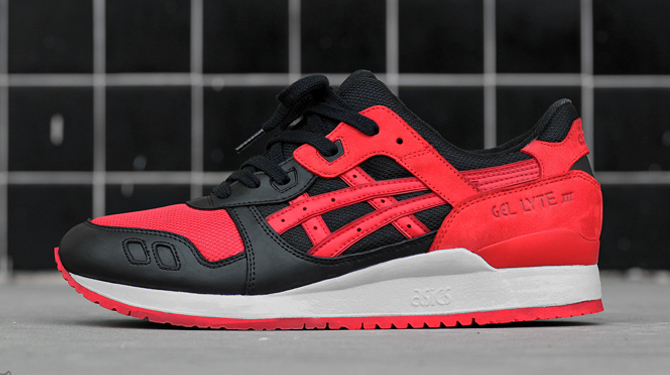 ASICS GEL-Lyte III 'Banned' by Dank Customs