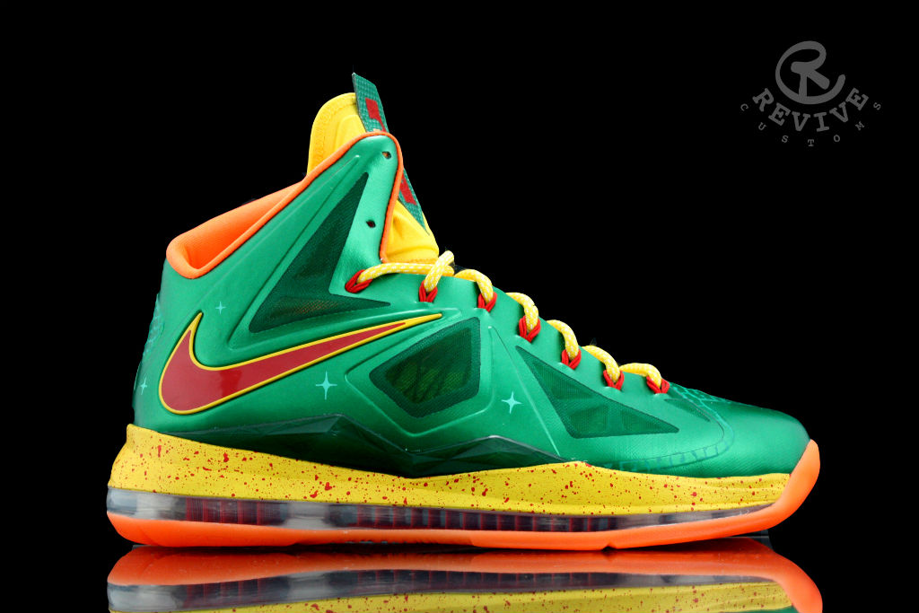 Nike LeBron X Price Is Right by Revive Customs (1)