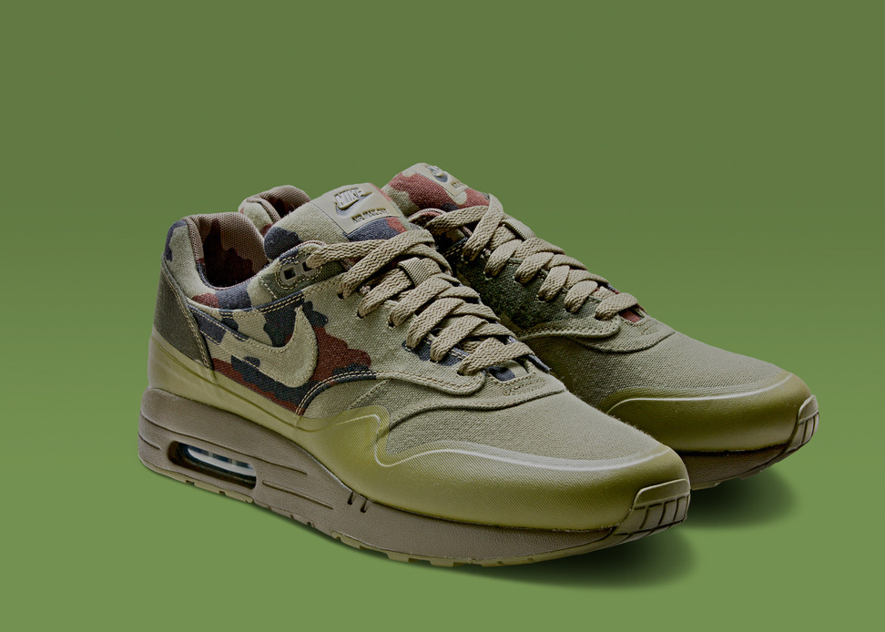 Nike Air Max Camo Collection | Sole Collector
