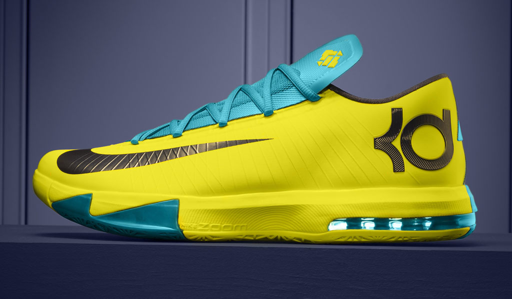 Nike Officially Unveils The Kevin Durant KD VI 6 (2)