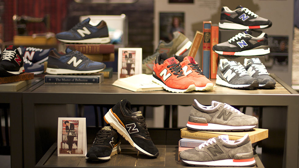 New Balance Reveals Great American Novels Collection at Archives Event (18)