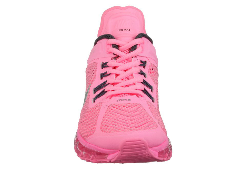 Nike Womens WMNS Air Max 2013 Pink Grey (4)