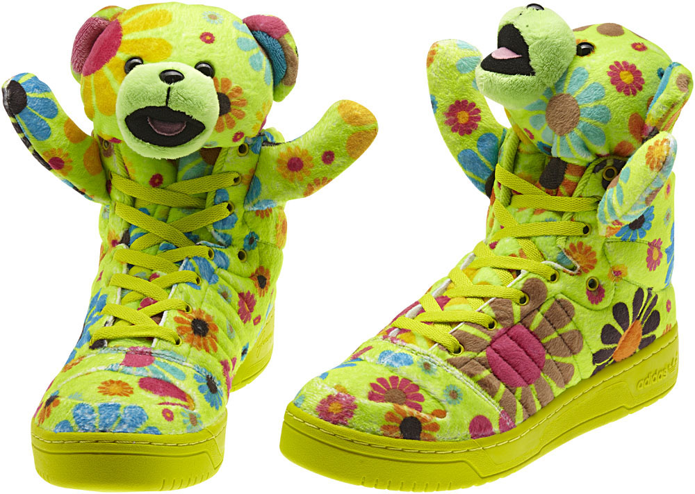 adidas Originals JS Bear Flower Power G61076 (2)