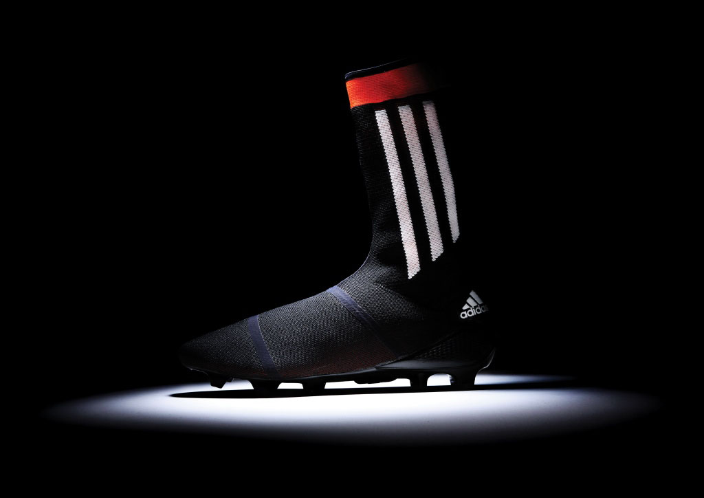 adidas Soccer Unveils Primeknit FS, World's First Knitted Cleat/Sock Hybrid