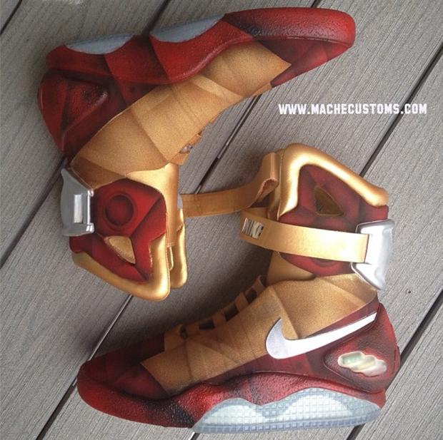Nike Mag Iron Man
