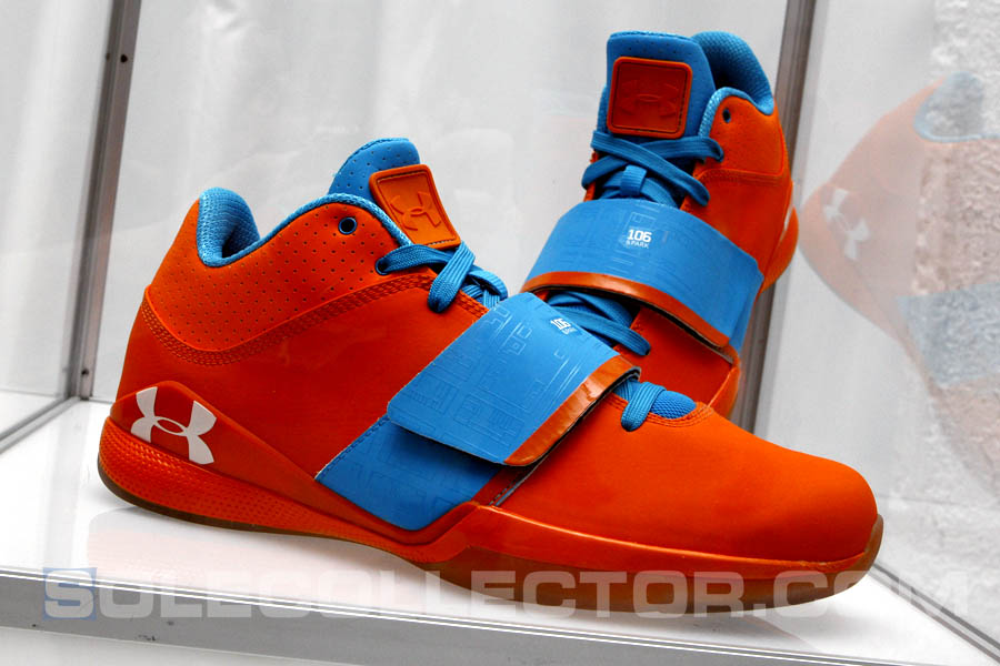 Under Armour Unveils 2011-2012 Basketball Footwear in New York City 2