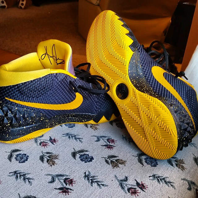 best sneakers 343cf 8520b ... usa 30 awesome nikeid kyrie 1 designs on instagram 30 1e145 1933b