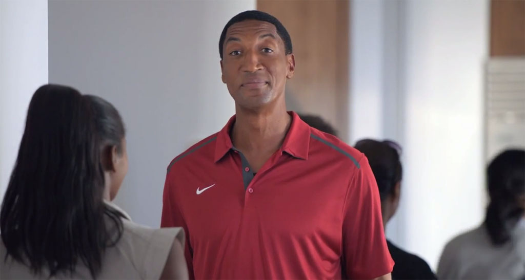 Foot Locker Presents Short Memory Part 1 featuring Harden, Barkley & Pippen