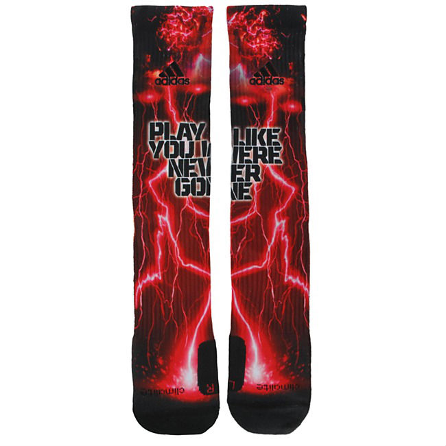 Robert Griffin III RG3 New Play Like You Were Never Gone Socks (2)