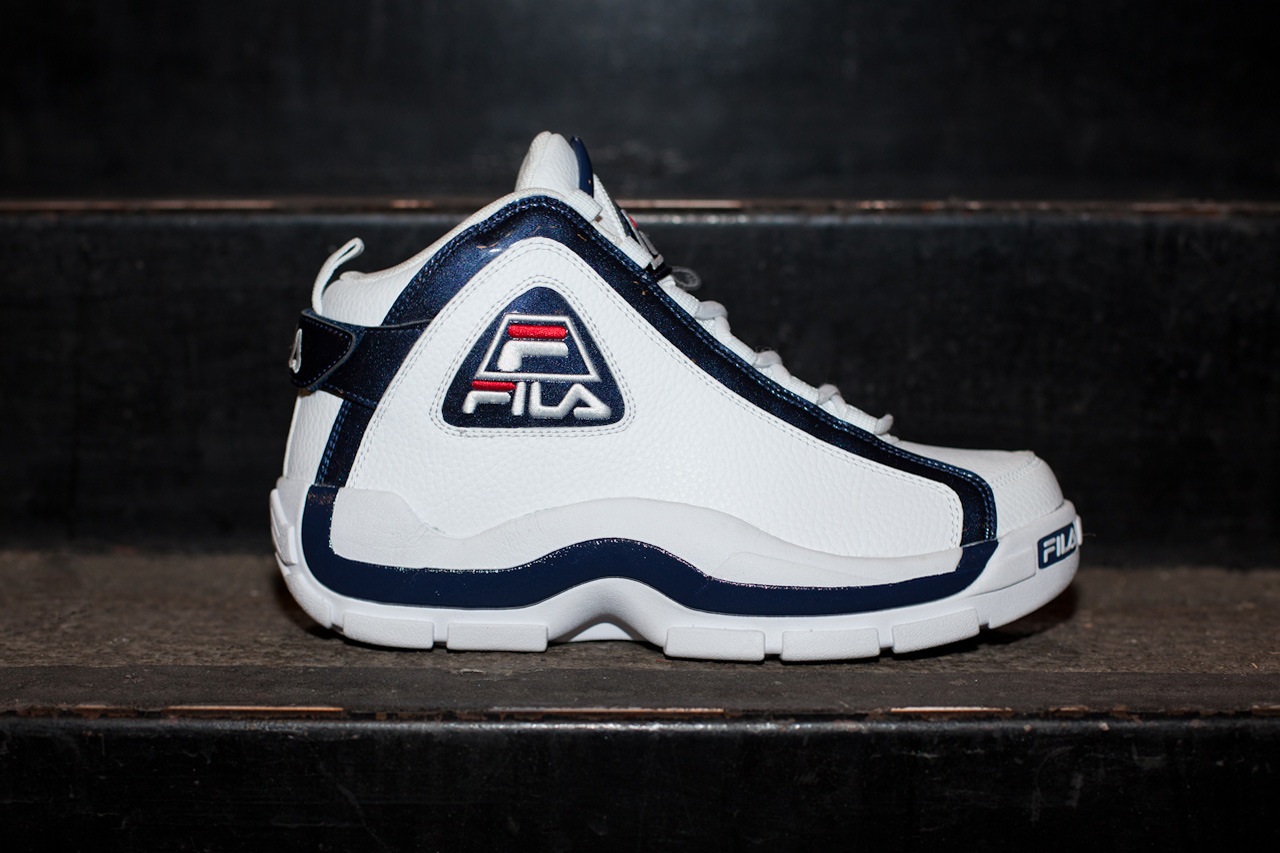 the latest 594d0 bce56 FILA Ninety Six (GH2) Retro