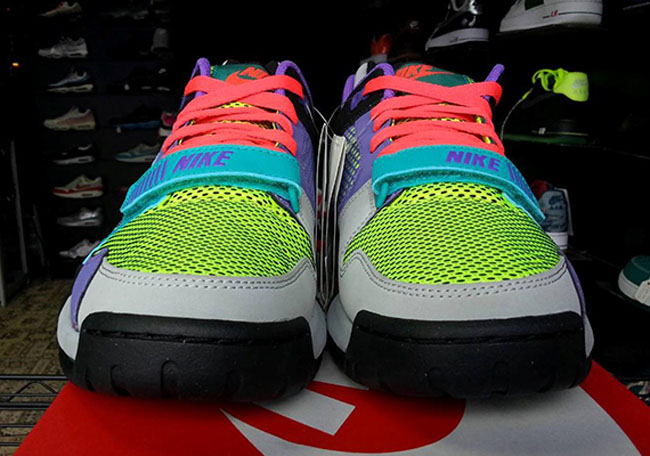 new arrival 1c80a 20478 Nike Air Max 360 Trainer 2 Sample