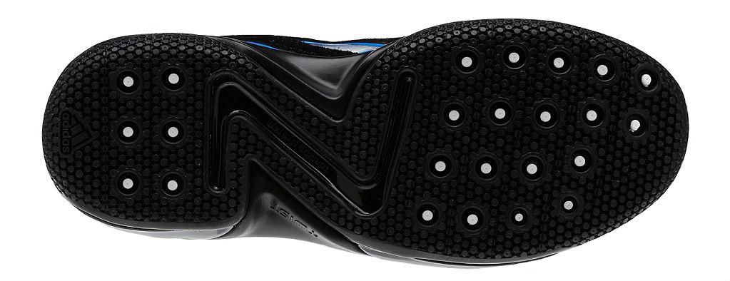 timeless design 82a3e e5c50 adidas adiPower Howard 3 Kids Black Running White Bright Blue G47465 (5)