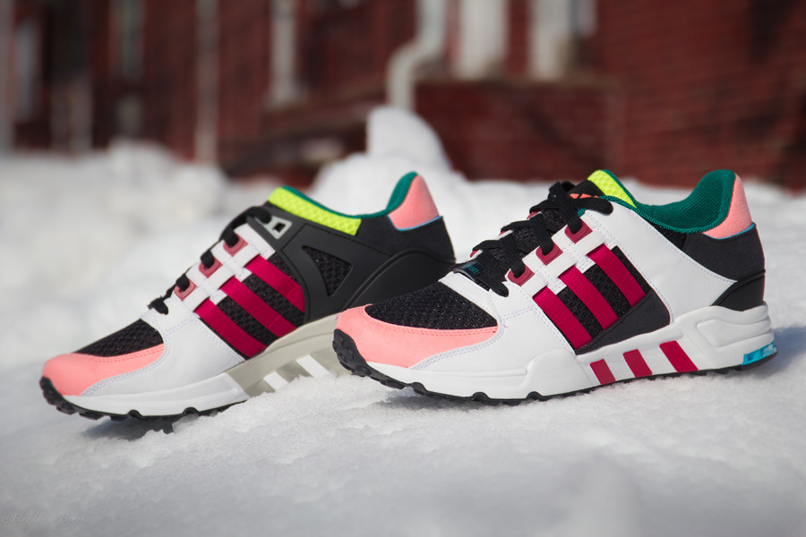 The New Adidas Originals EQT Sneaker Updates the Line's No Frills
