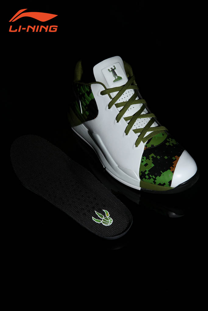 Li-Ning Yu Shuai VII - Jose Calderon Canadian Forces Player Exclusive (24)