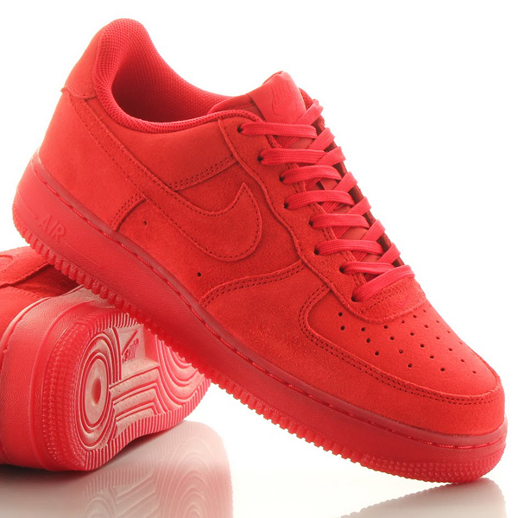 Air Force Red