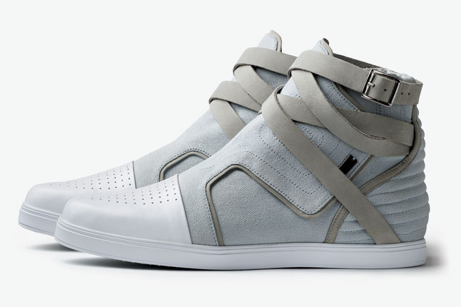 adidas SLVR Fashion Mid Strap Grey (1)
