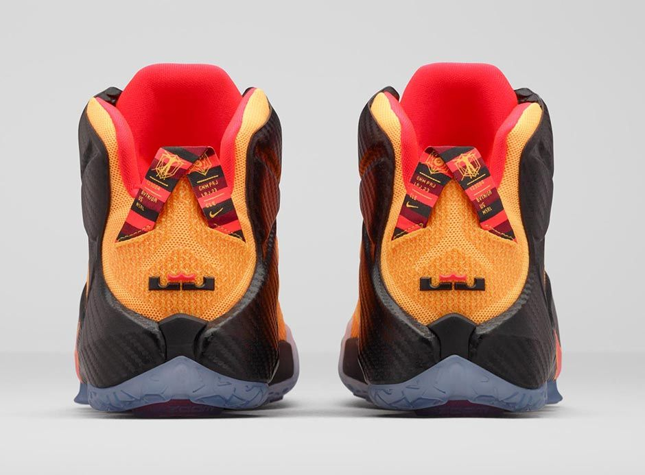 2c0230501ad Nike LeBron XII 12 Witness Release Date 684593-830 (6)