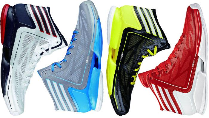 timeless design 5f6df 2780c adidas adiZero Crazy Light 2 - Upcoming Colorways