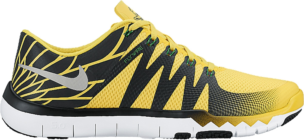 Nike Free Trainer 5.0 V6 Oregon Yellow