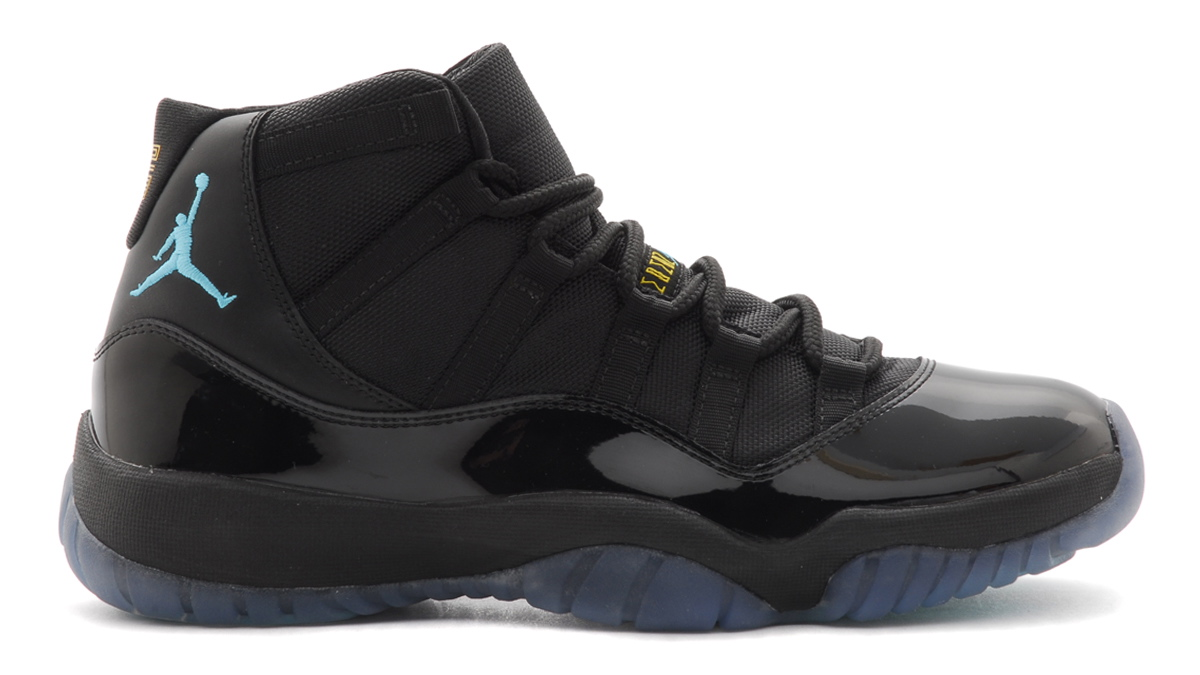 Air Jordan 11 Retro Gamma Blue Release Reminder Sole