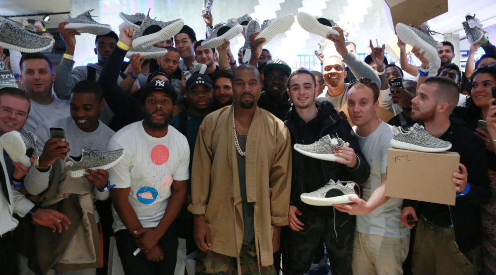 Kanye West Is Giving 33 Fans Who Correctly Guessed His Album Title Free Yeezys