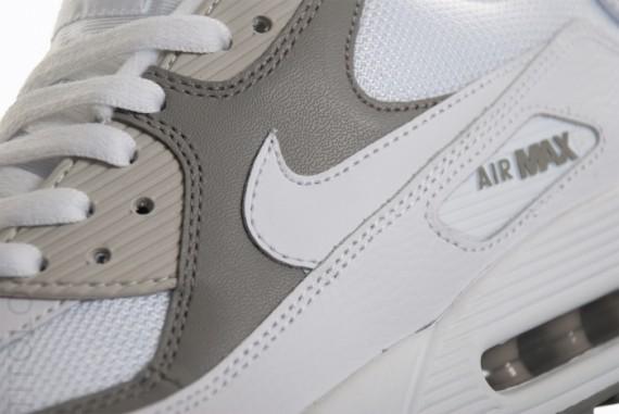 Nike Air Max 90 White Grey