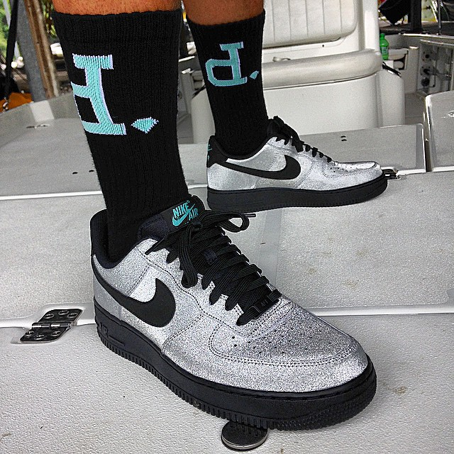 37c9decdc6 Air Force 1 Low. NIKEiD Tiffany Designs (34)