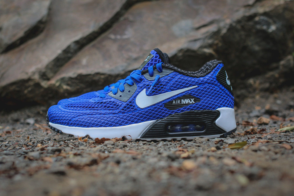 Nike Air Max 90 Ultra Breeze Royal (1)
