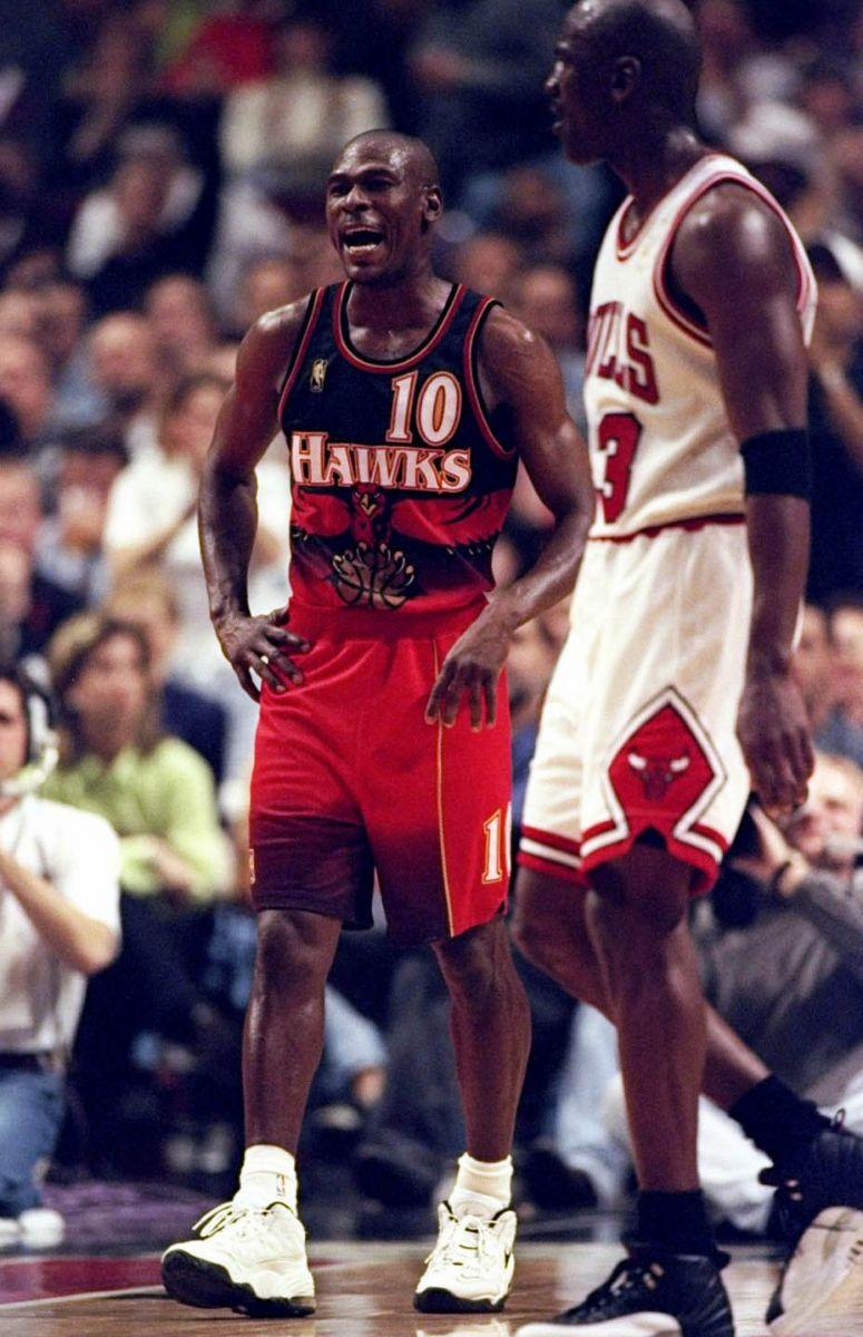 24bc7e611eb Flashback    Best Shoes Worn With the Original Atlanta Hawks