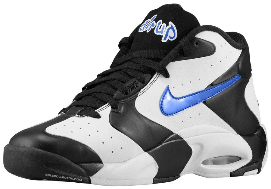 7a6ada26e4e Nike Air Up  14 Black Game Royal-White 630929-004 Release Date