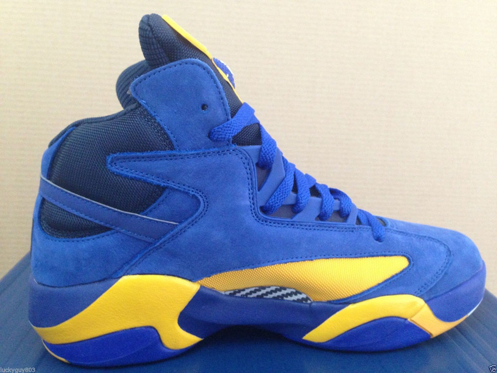 983206134e767b Packer Shoes x Reebok Shaq Attaq  Blue Chips